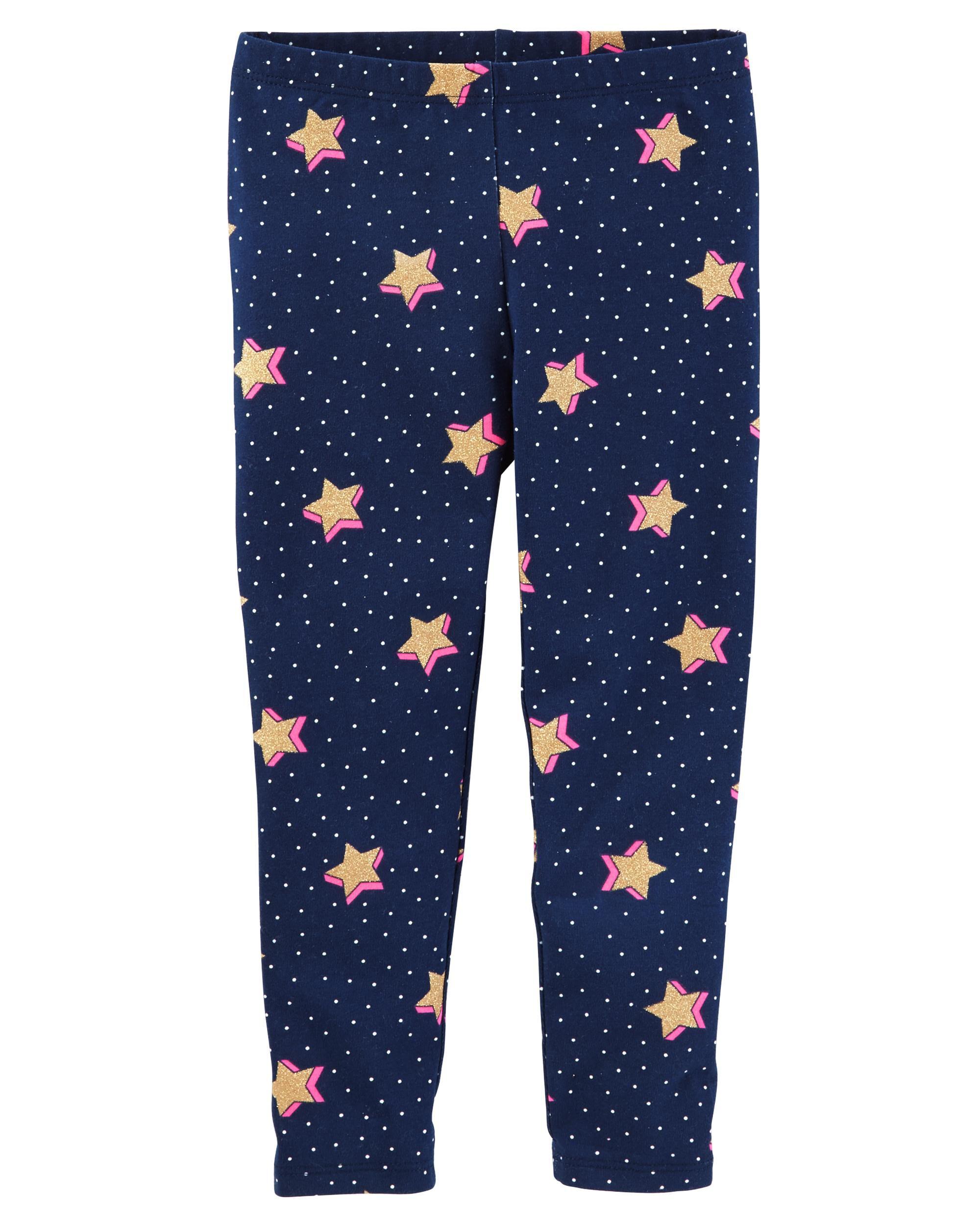 Mix Kit Star Print Leggings
