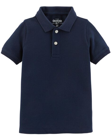 Pique Uniform Polo