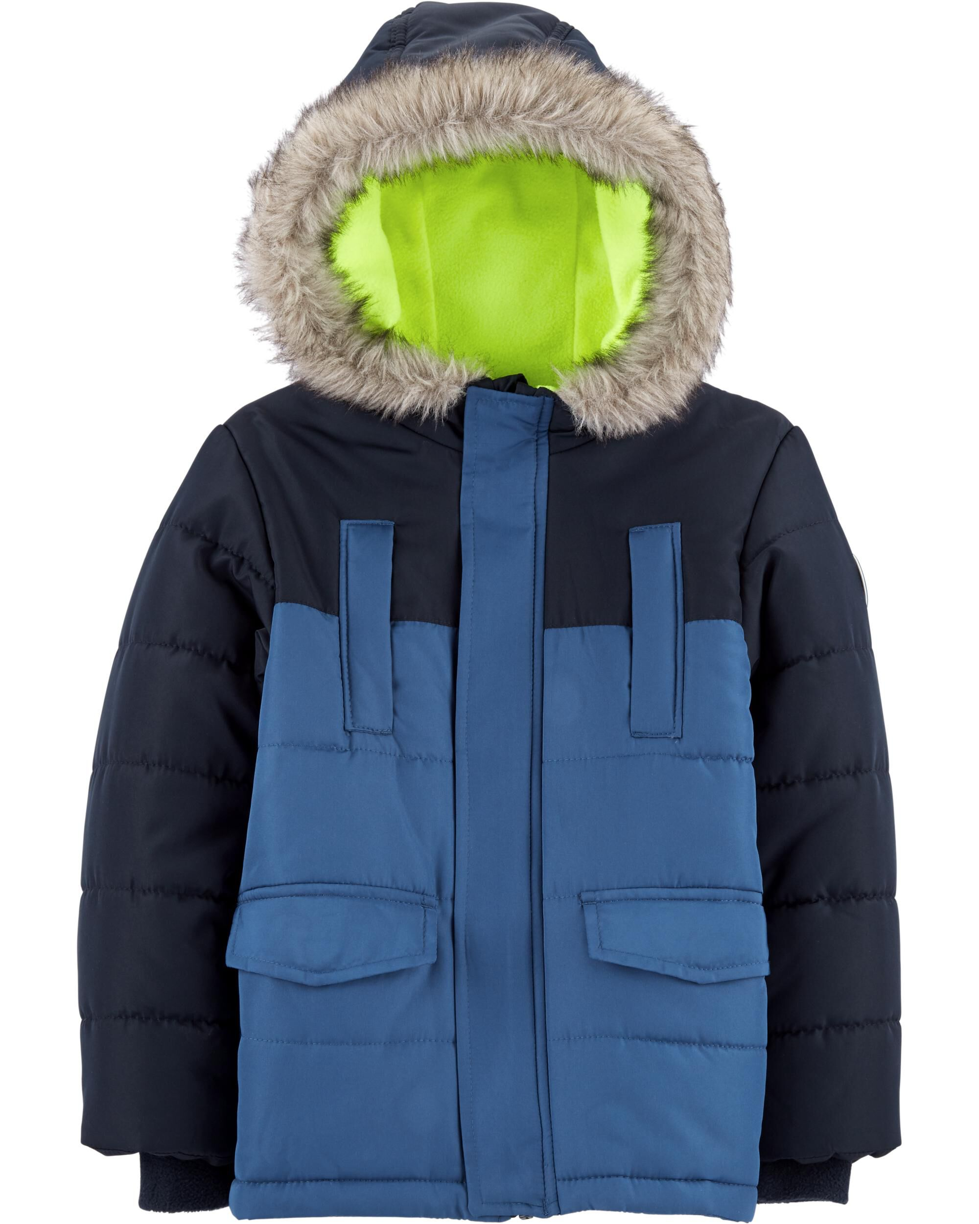 OshKosh BGosh Baby Girls Pretty Cool Parka Jacket
