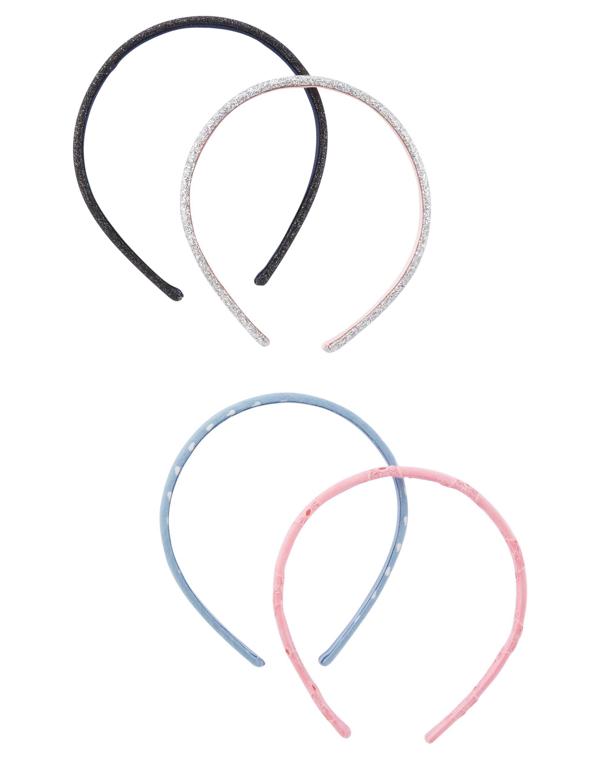 4 Pack Basic Headbands Ok Loading Zoom