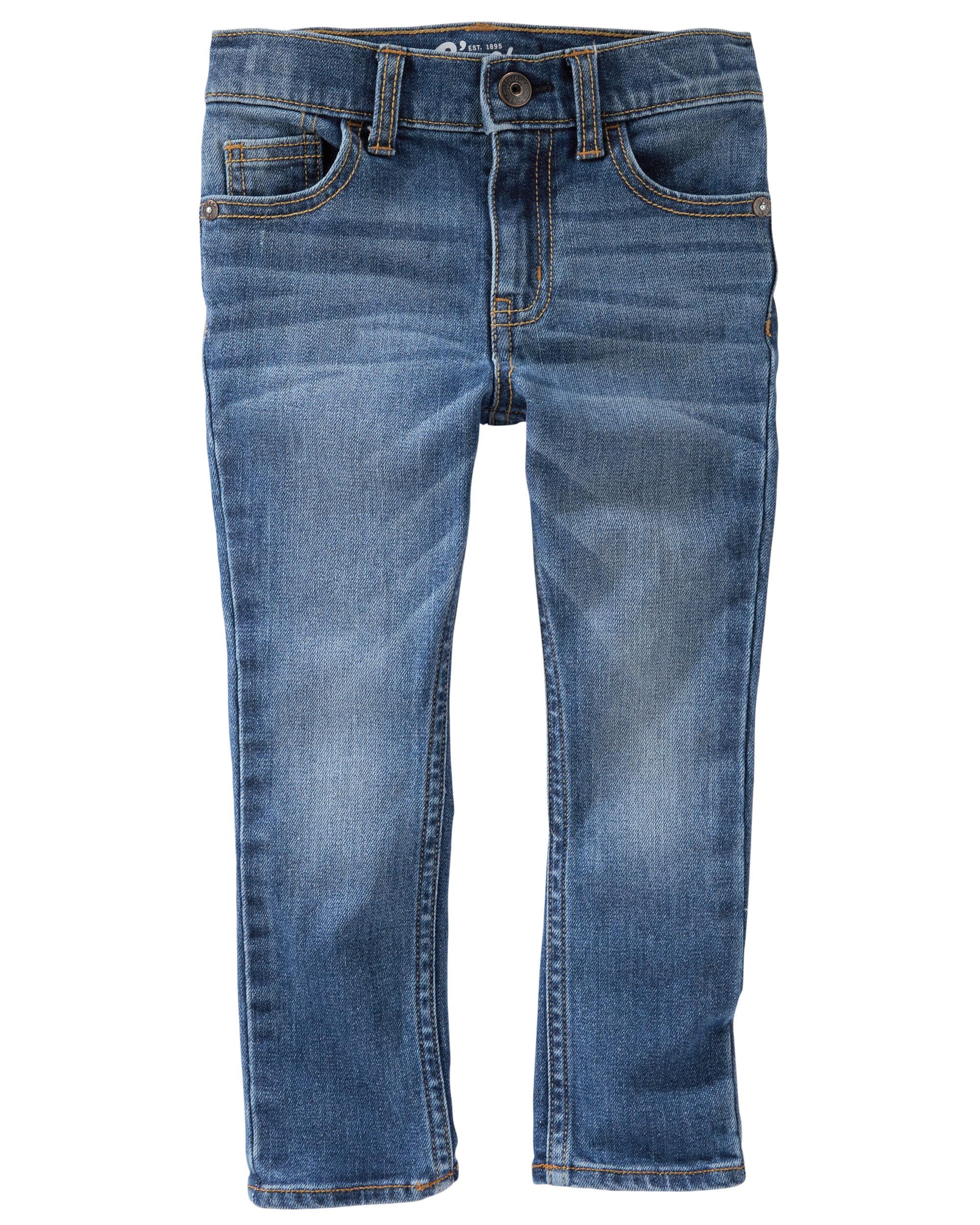 Skinny Jeans Indigo Bright Oshkosh