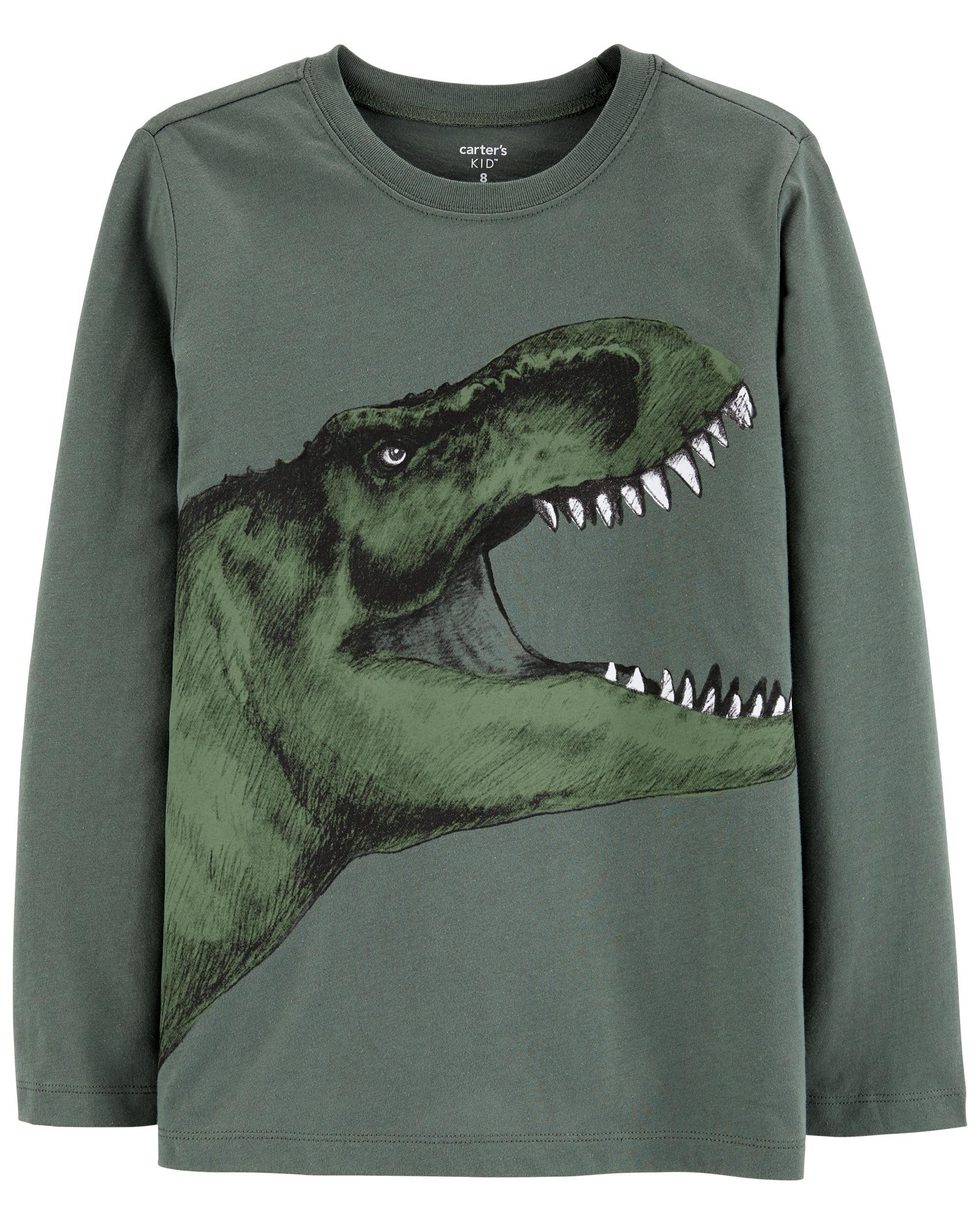 *DOORBUSTER*Dinosaur Jersey Tee