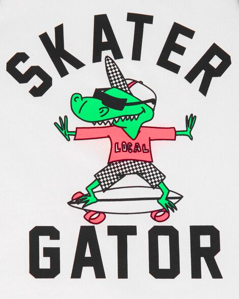 Skater Gator Tank