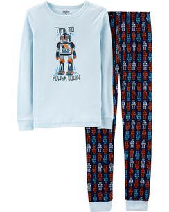 8734bf69e Boys Pajamas   2-Piece PJs for Boys