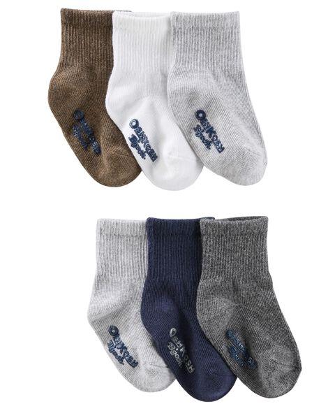 6-Pack Dress Socks