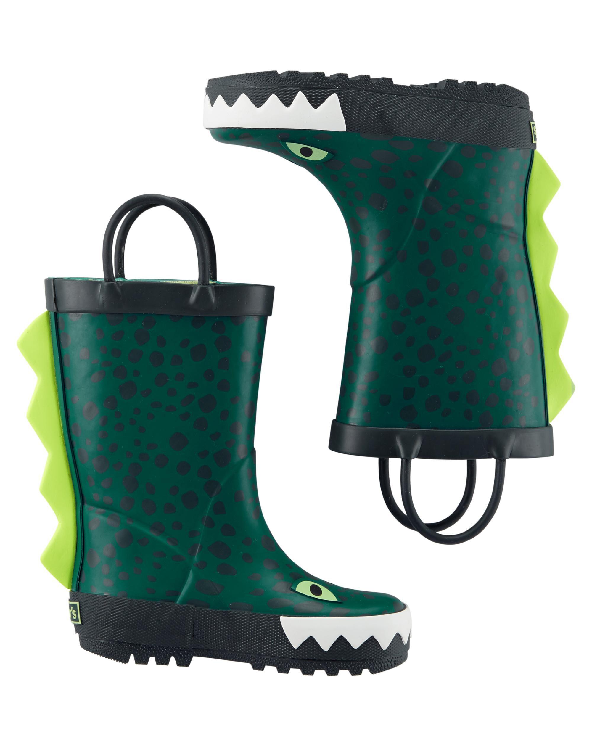 Carter's Dinosaur Rain Boots | oshkosh.com