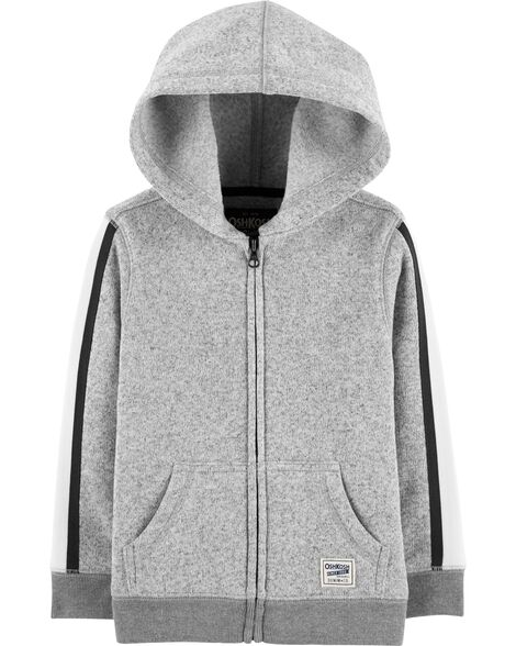 Sweater Fleece Hoodie