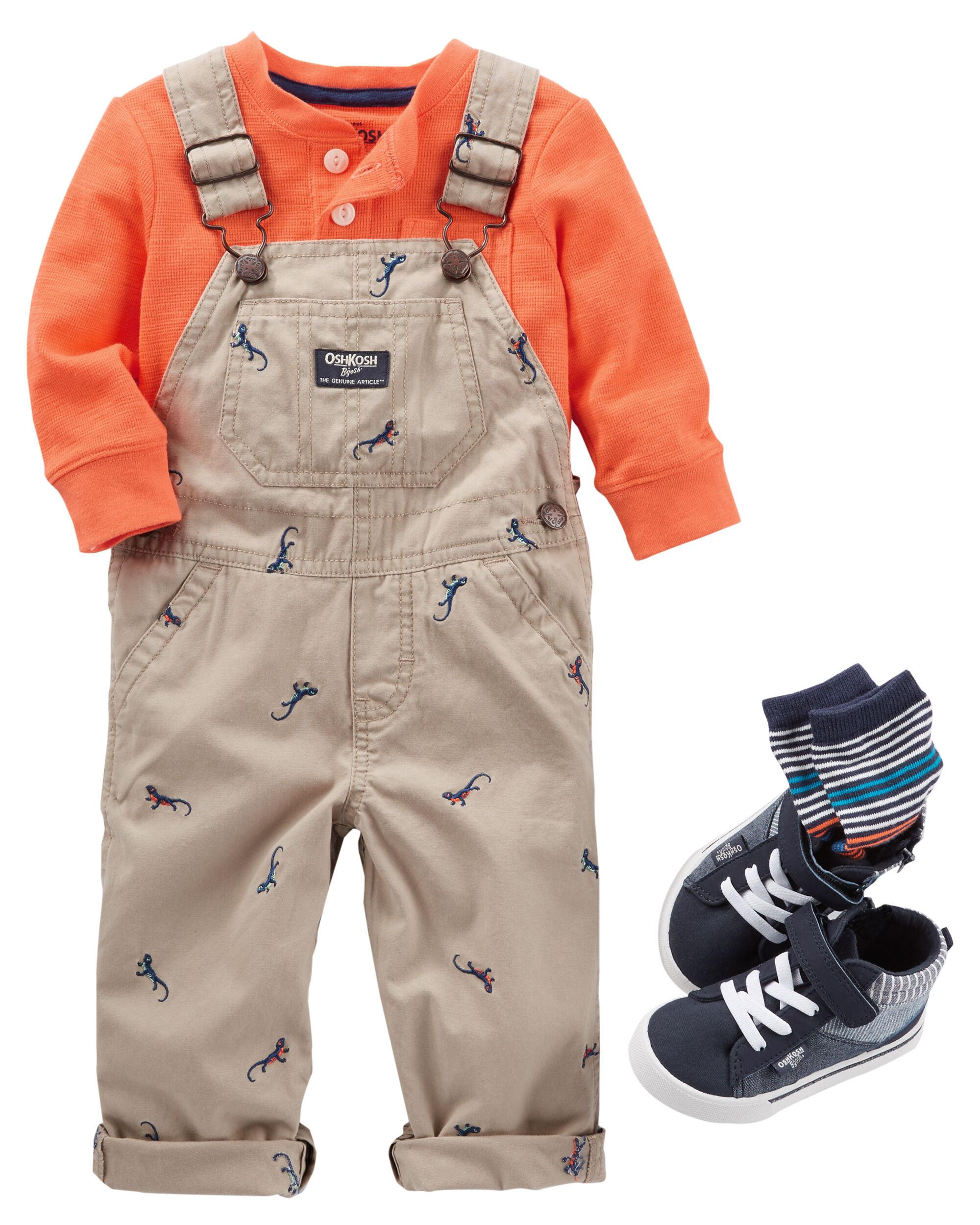 Baby Boy World S Best Overalls Oshkosh Free Shipping