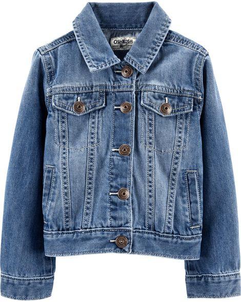 Denim Jacket - Highline Blue Wash