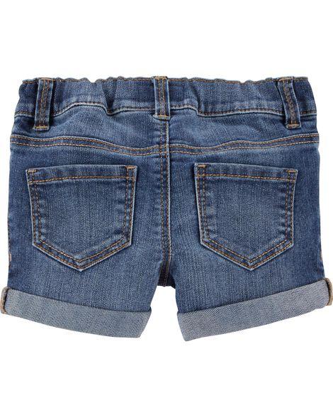 Denim Shorts - Oceana Blue Wash
