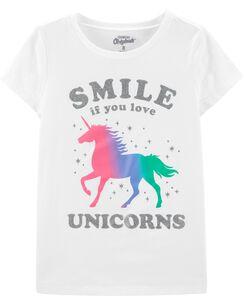 30579209c51 OshKosh Originals Unicorn Graphic Tee