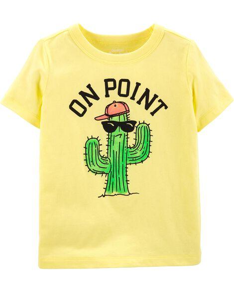 8dd702a0ae5 OshKosh Originals Cactus Graphic Tee ...