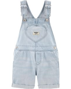 patchwork overalls jeans