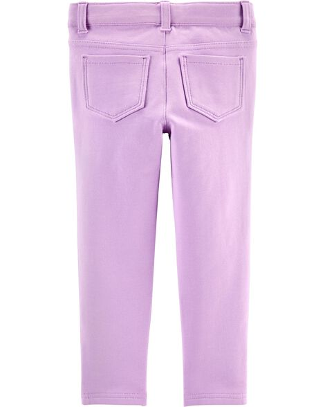 French Terry Jeggings