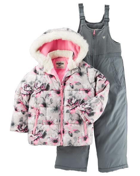 bc1a6e045 OshKosh 2-Piece Snowsuit