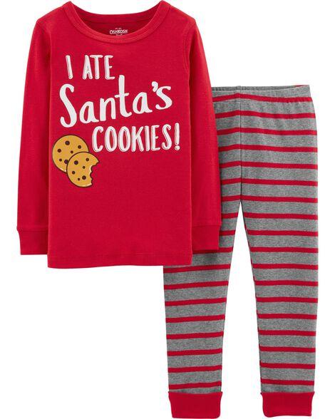 37ee687298 Snug Fit Cookies Cotton PJs ...