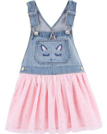 7bb49a5080742 Baby Girl Overalls & Jumpers | OshKosh | Free Shipping