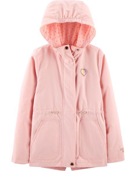 Lightweight Pink Jacket