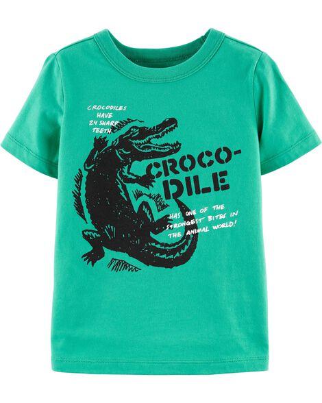 OshKosh Originals Crocodile Graphic Tee