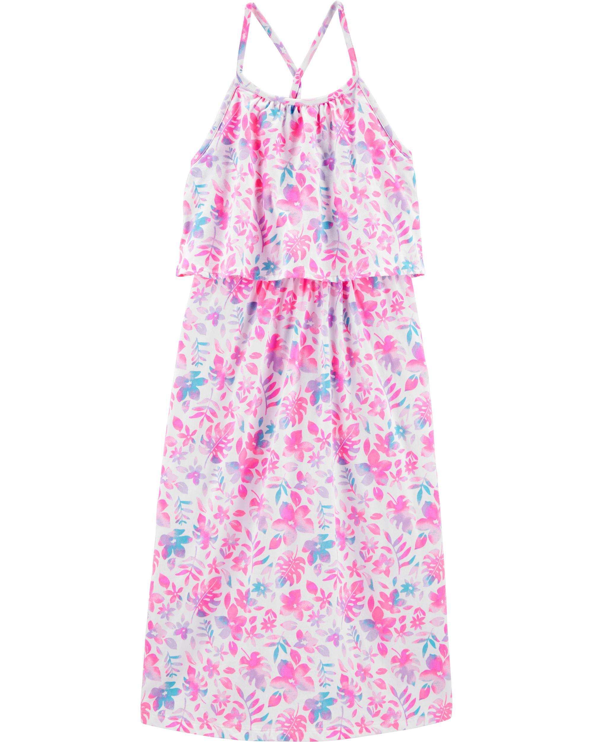 Girls Oshkosh Summer Dress Age 4 barely Worn