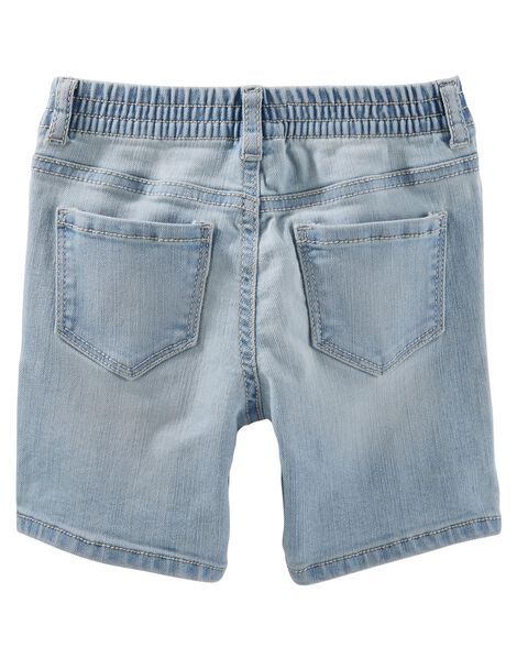 Denim Skimmer Shorts