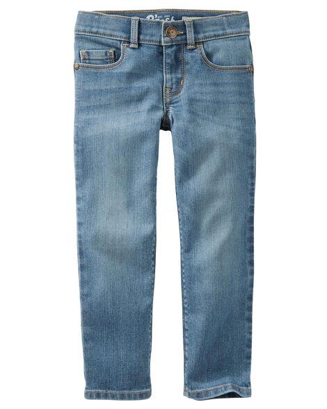 Skinny Jeans - Upstate Blue Wash
