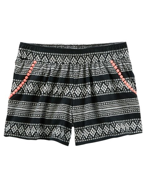 Pull On Jersey Shorts by Oshkosh