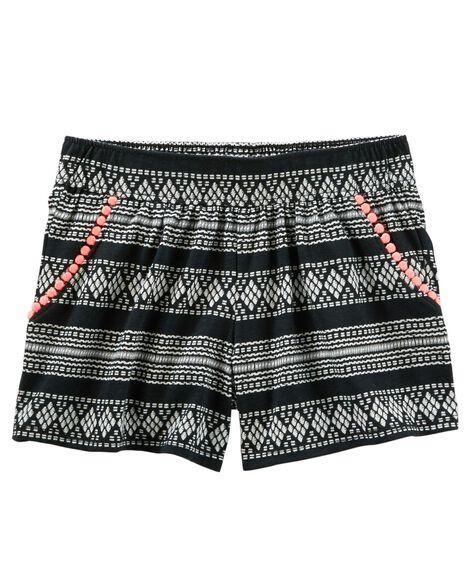 Pull On Jersey Shorts by Oshkosh