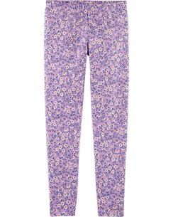 a9703559238ce Girls Leggings & Pants   Oshkosh.com