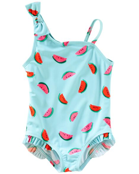 caf8e7dece OshKosh Watermelon Swimsuit; OshKosh Watermelon Swimsuit