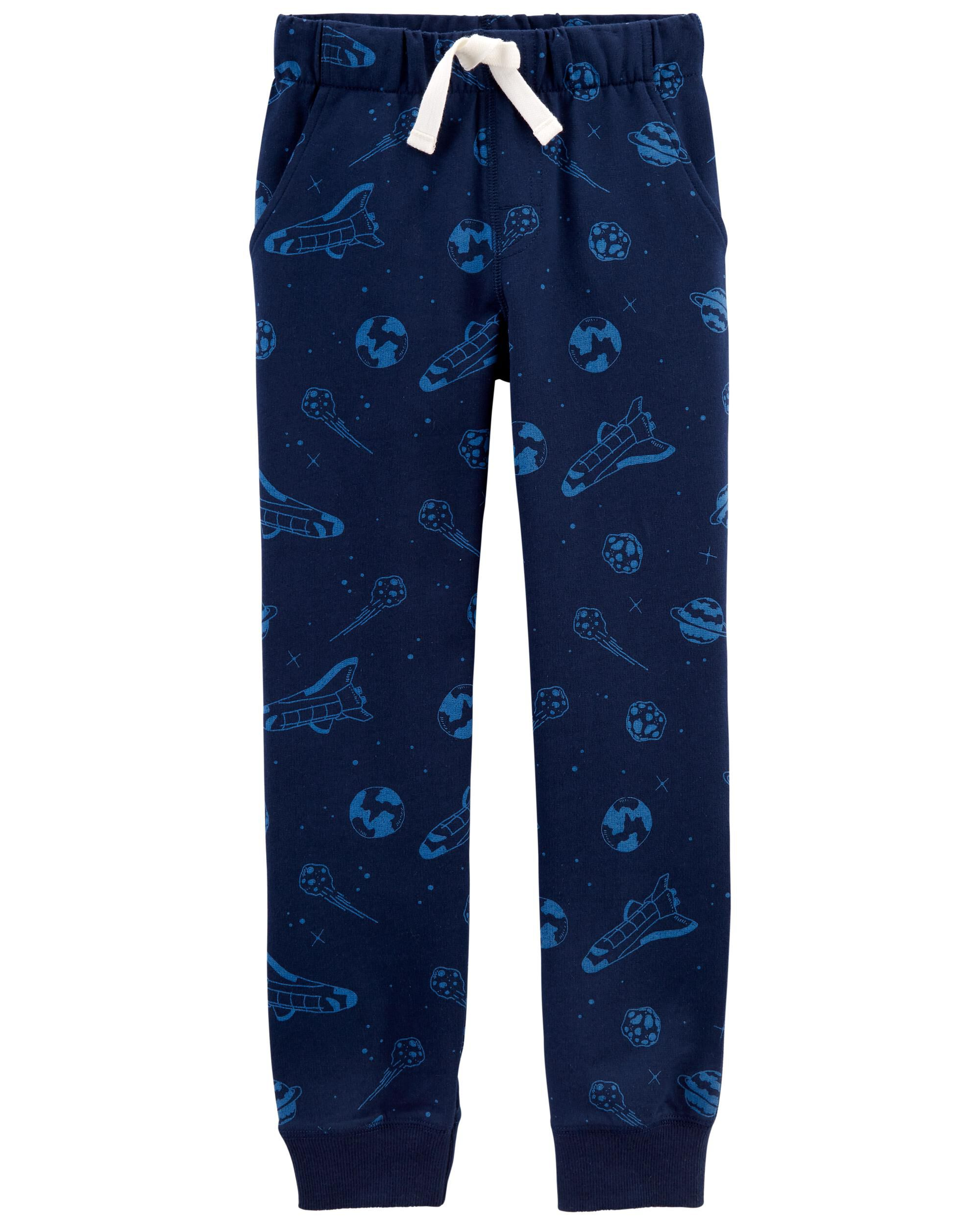 *DOORBUSTER*Space French Terry Joggers