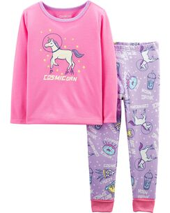 Toddler Girl Pajamas   Sleepwear  bc3c73db9