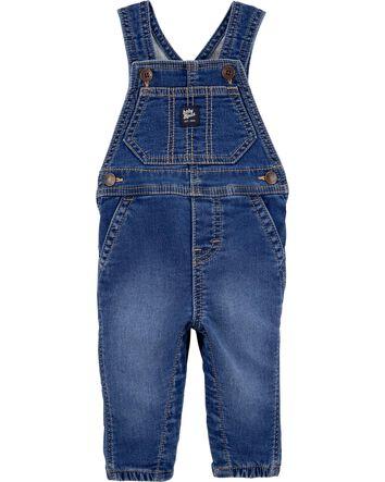 Bib Overalls Pantalon Court Combinaison Garçons B /'gosh Unisexe Shorts shortalls OSHKOSH