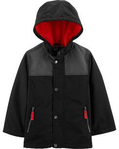 41b728c6b99 Fleece-Lined Jacket