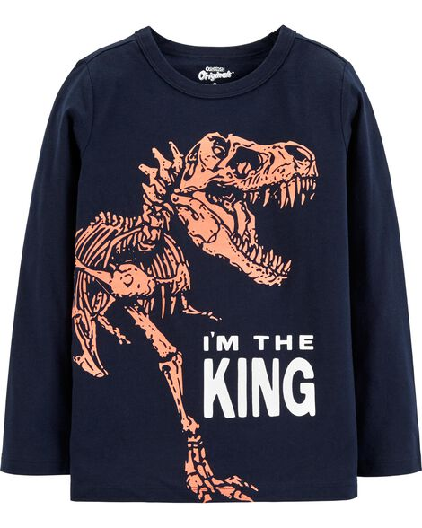 4cfc031a6 OshKosh Originals Dinosaur Graphic Tee