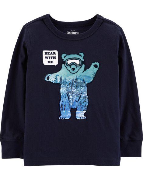 Bear With Me Tee