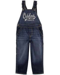 c72988557b30 Toddler Boy Overalls in Denim