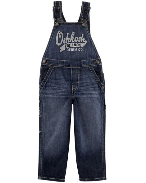Denim Overalls - Union Wash