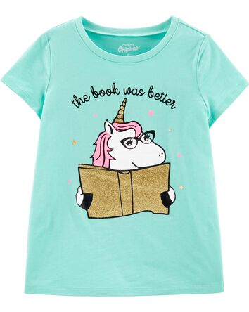 0f68078b Kid Girl Tops | OshKosh | Free Shipping