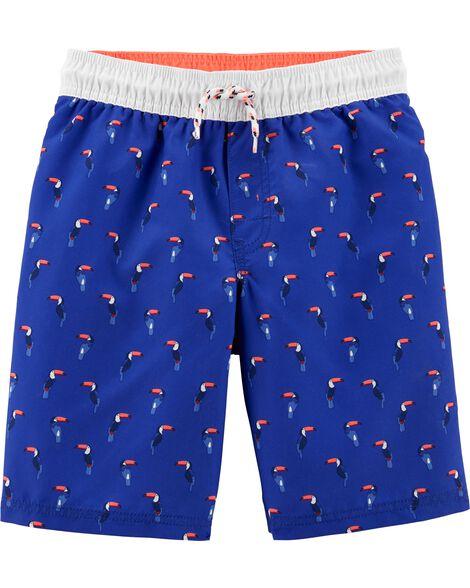 OshKosh Toucan Swim Trunks