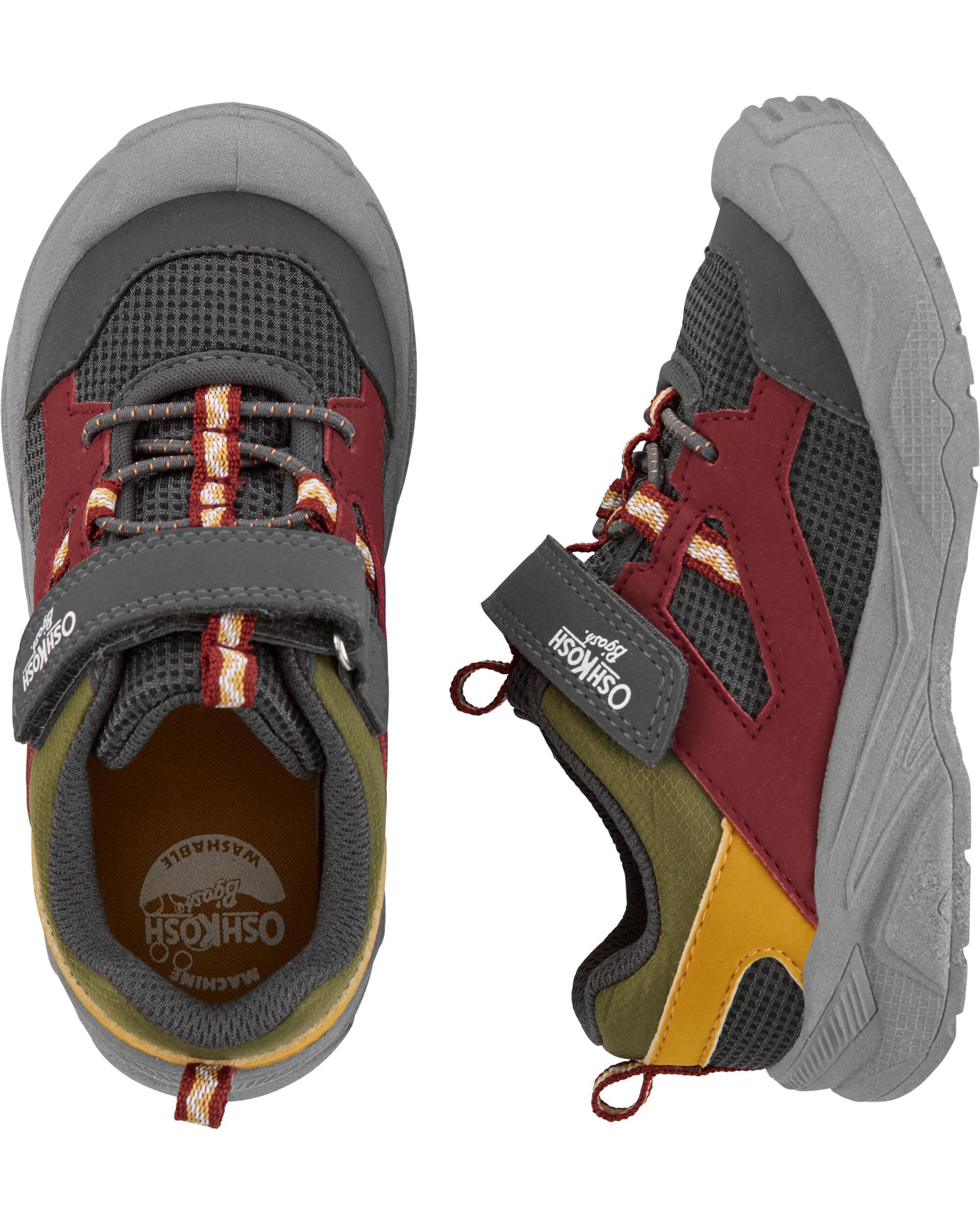 Bump Toe Athletic Sneakers   oshkosh.com