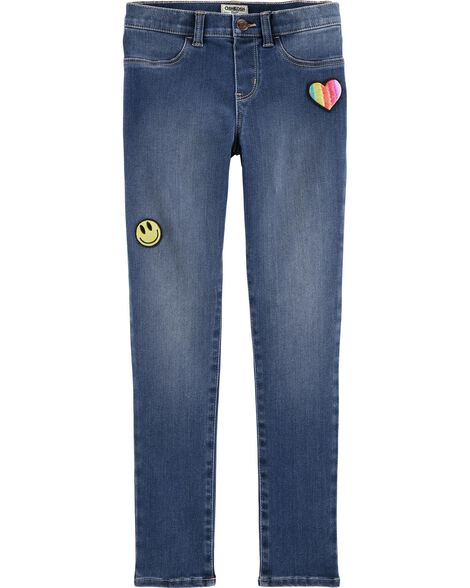 Patch Jeggings