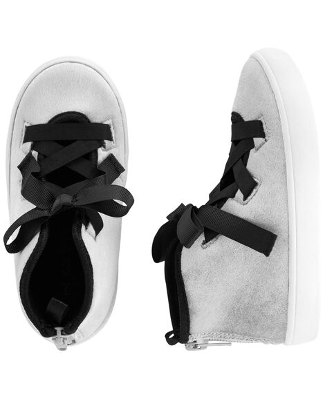 e9eaf1854118 Kid Girl Carter s High Top Sneakers
