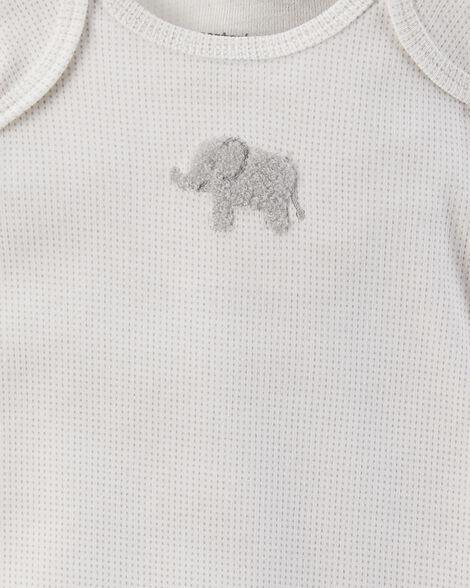 8ca01dacfde4 Baby Girl 2-Pack Babysoft Sleeper Gowns | Carters.com