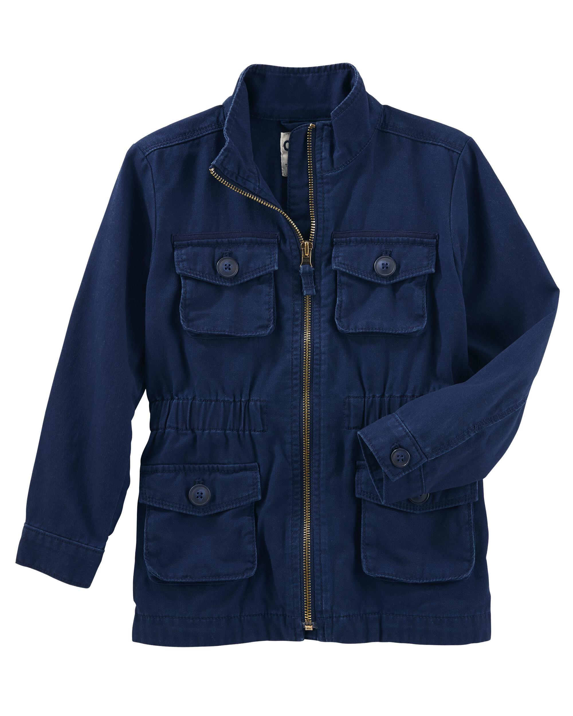 Girls' Jackets, Vests & Coats   OshKosh   Free Shipping