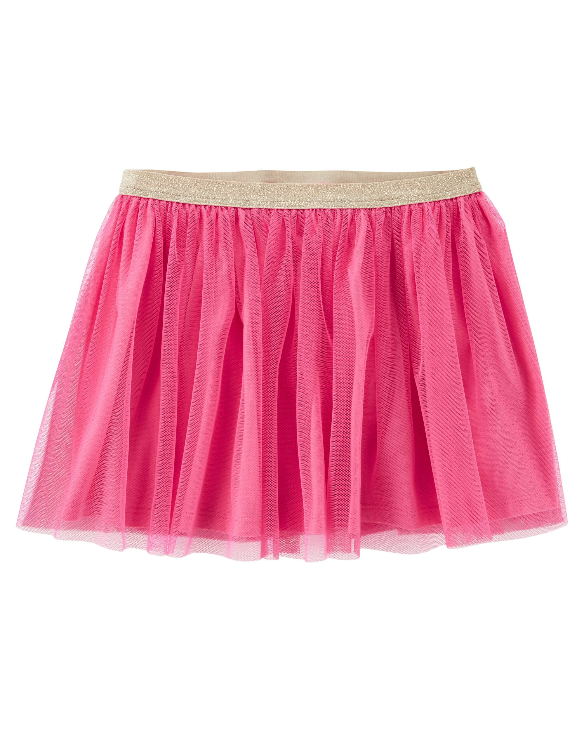 2-Piece Sparkle Tulle Skirt
