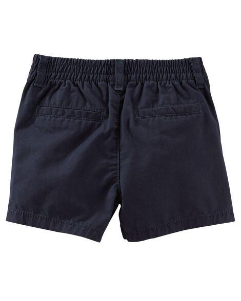 Twill Uniform Shorts