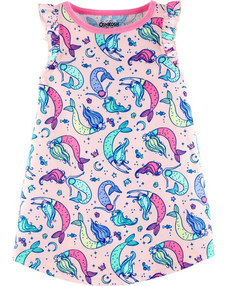 Mermaids Nightgown