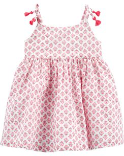 2444887aabe2f7 Baby Girl Dresses & Rompers | OshKosh | Free Shipping