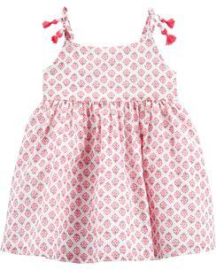 b29727e71 Baby Girl Dresses & Rompers | OshKosh | Free Shipping